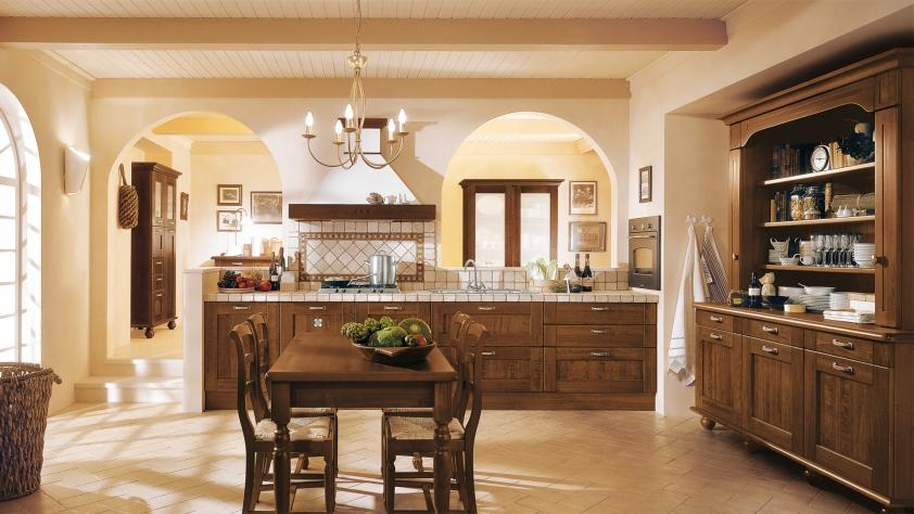 Beautiful Cucine Rustiche Mondo Convenienza Contemporary - Acomo ...