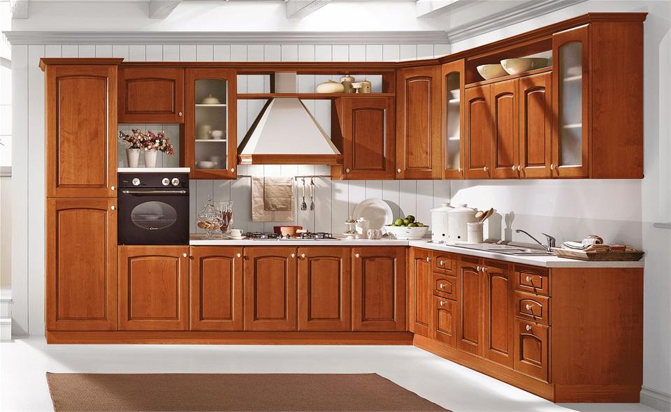 Le cucine rustiche di mondo convenienza e lube - Cucine componibili mondo convenienza ...