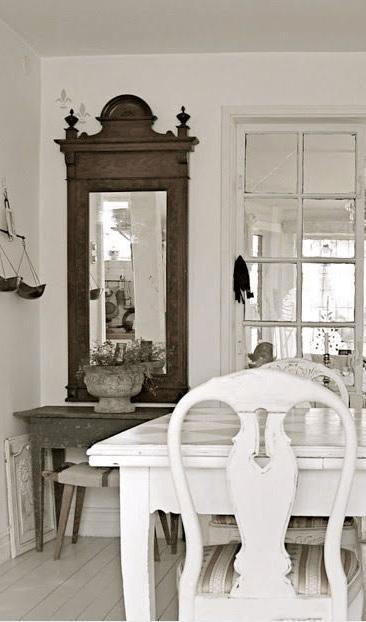 Specchio shabby chic: guarda quelli più adatti per la tua casa