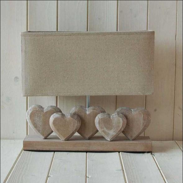 Lampade shabby chic idee originali per la tua casa FOTO