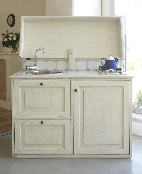 Mini cucine a scomparsa in stile provenzale le info sull 39 azienda - Mini cucine ikea ...
