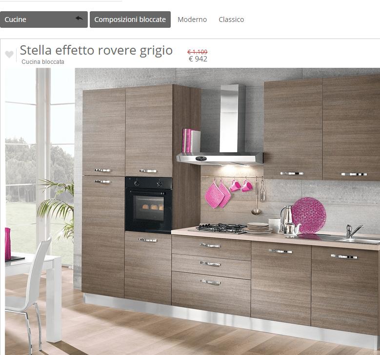offerte cucine mondo convenienza roma ~ Logisting.com = Varie ...
