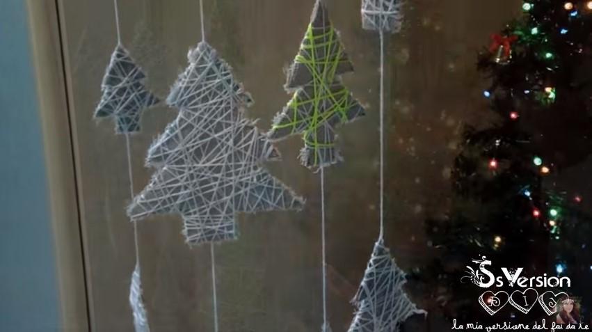 Addobbi natalizi shabby chic come creare ghirlande originali