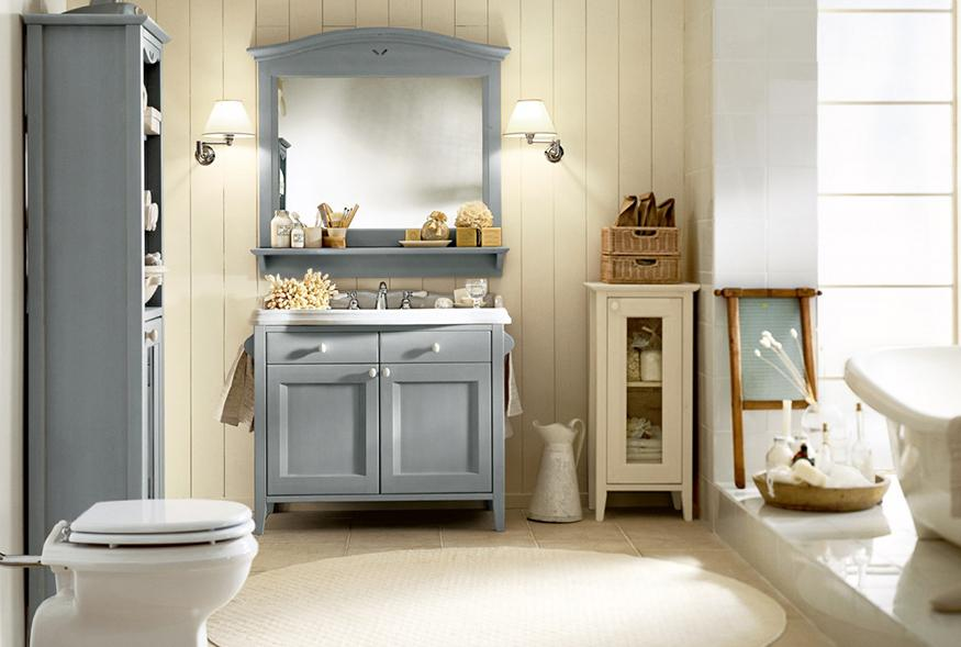 emejing arredo bagno stile country gallery - ameripest.us ... - Arredo Bagno Country