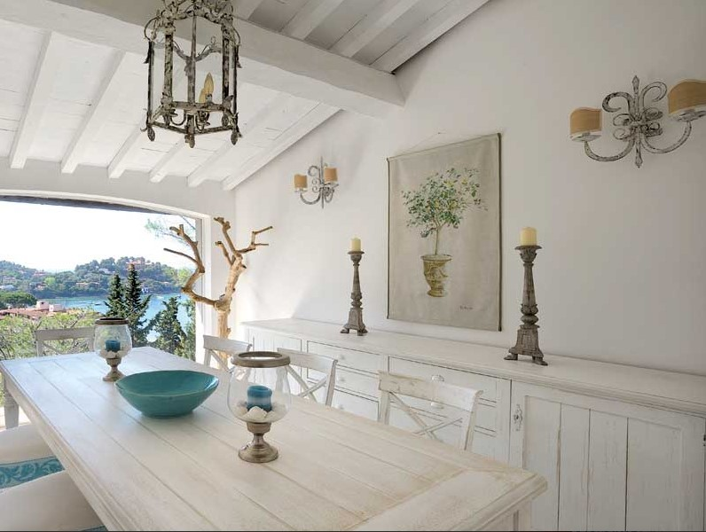 Arredamento provenzale una casa country ad amalfi for Ad interni