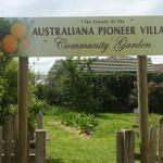 australia village
