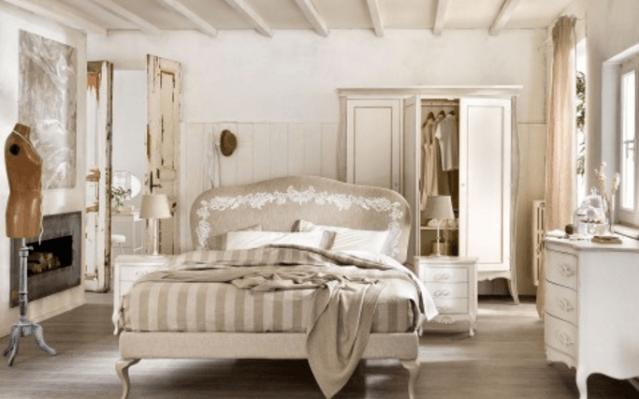letti provenzali in legno, ecco quello che ti ci vuole per dare quel tocco romantico alla tua camera da letto. Consigli Per Arredare La Tua Camera Da Letto In Stile Shabby Chic