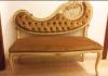 come restaurare un divano prima
