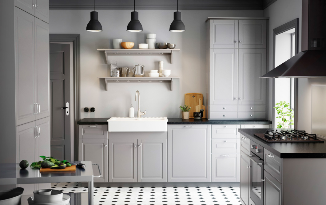 Le 5 cucine IKEA pi adatte allarredo shabby chic