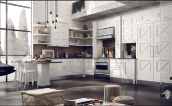 Cucine Marchi: bianca