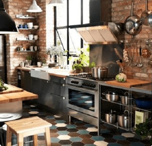 Best Cucine Industriali Per Casa Pictures - Home Design Ideas 2017 ...