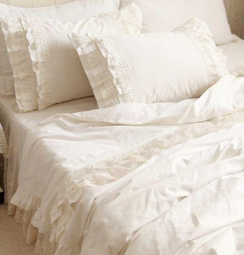 9 Federe per cuscini Shabby Chic in vendita su Amazon