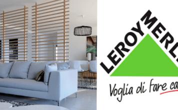 pareti divisorie legno leroy merlin