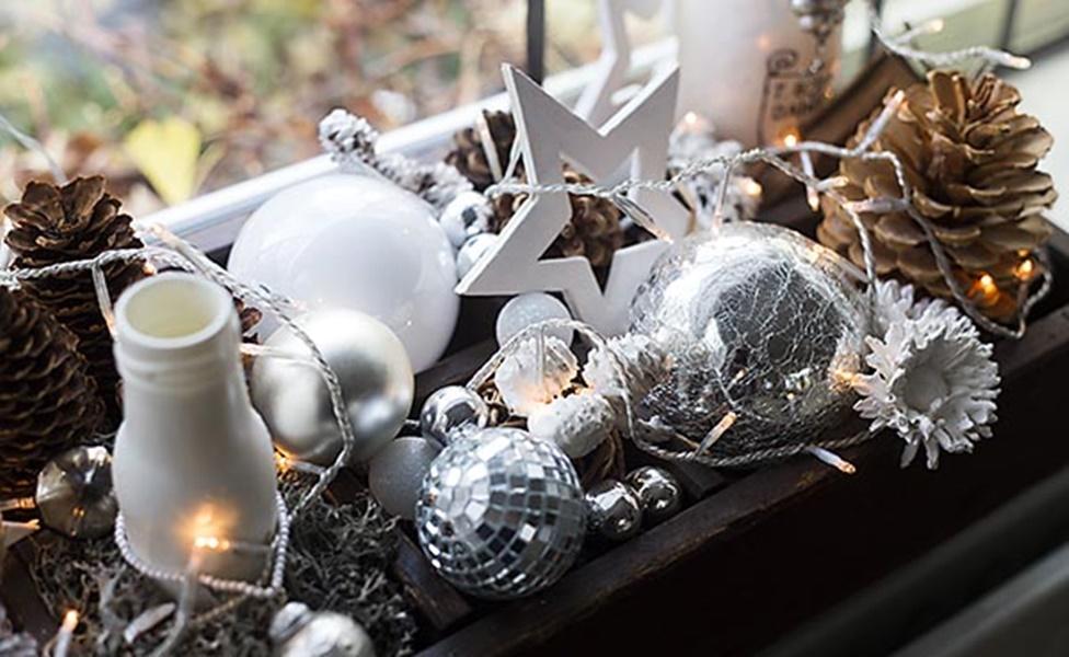 7 decorazioni natalizie shabby chic da appendere alla porta. Natale Shabby Chic Economico Ecco Come Decorare La Tua Casa