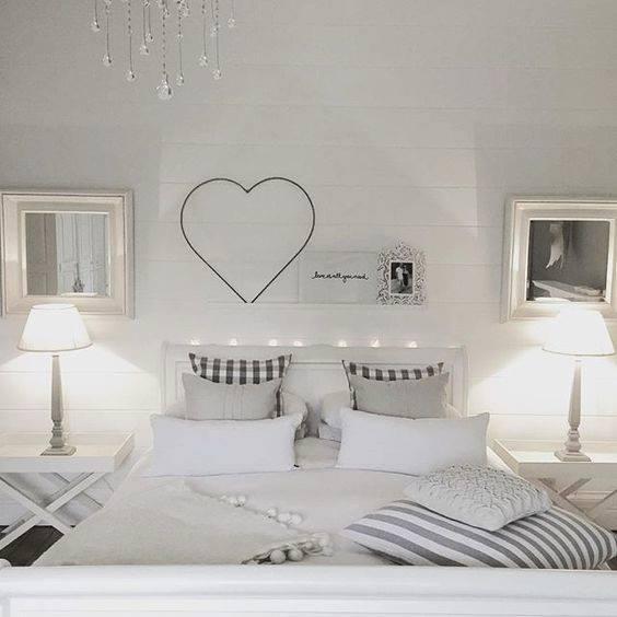 21 modi per arredare la camera da letto in stile shabby FOTO