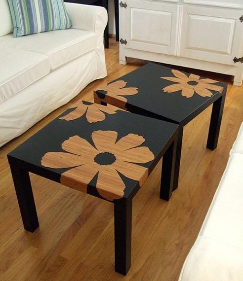 Trova tavolino shabby in vendita tra una vasta selezione di arredamento su ebay. Come Trasformare In Stile Shabby Il Tavolino Lack Dell Ikea Foto