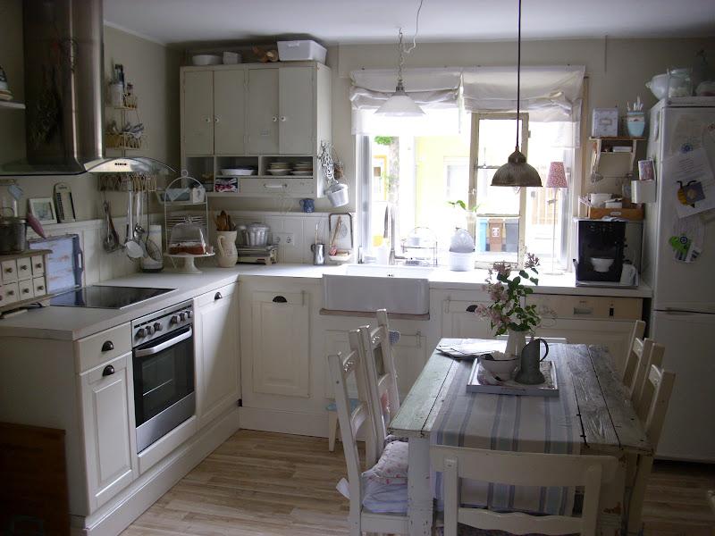 Cucina Shabby Ikea