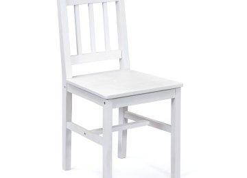 Sedie Bianche Legno : Sedie bianche cucina sedia da cucina bluma