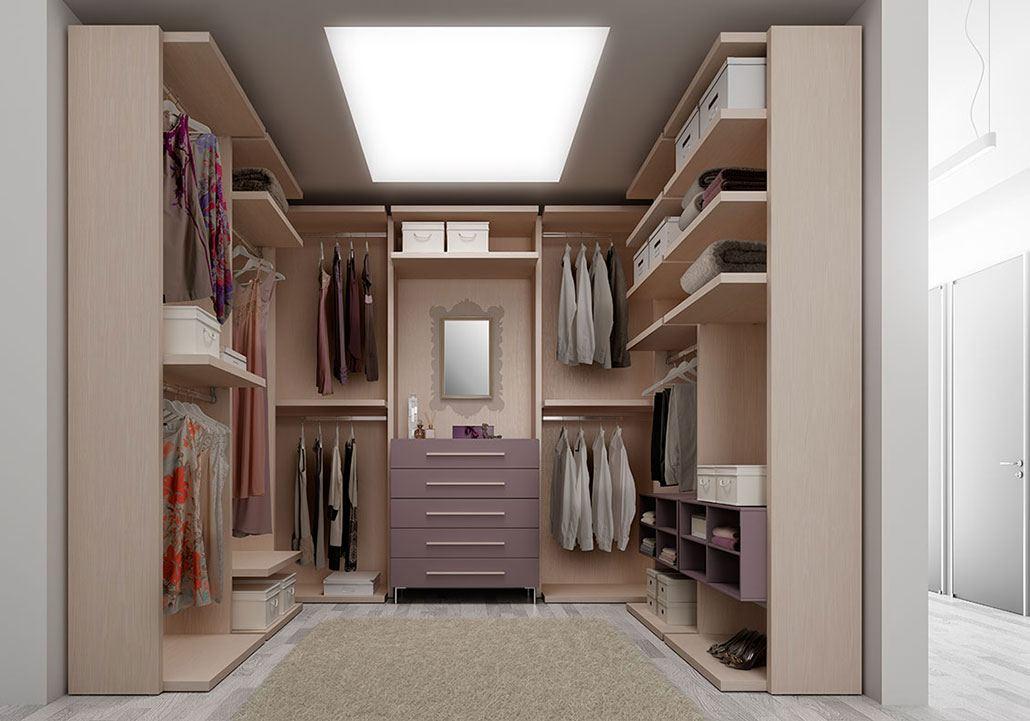Come organizzare la cabina armadio  Blog ArredoBene
