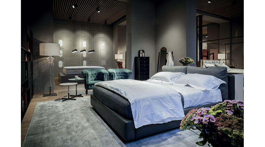 Letto Massimosistema Bed Poltrona Frau R  D  Arredamento  design