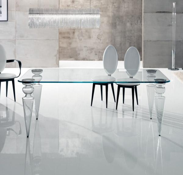 Tavolo Gran Canal 72 di Reflex Design Riccardo Lucatello
