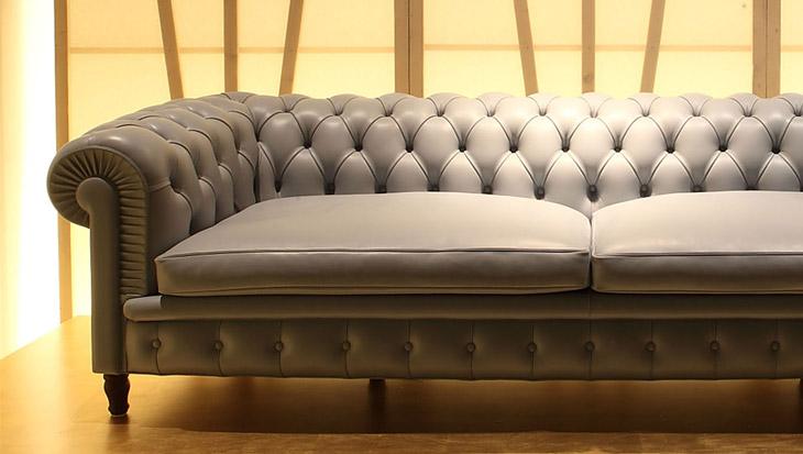 Divano Chester One di Poltrona Frau Design Renzo Frau  Arredamento  design
