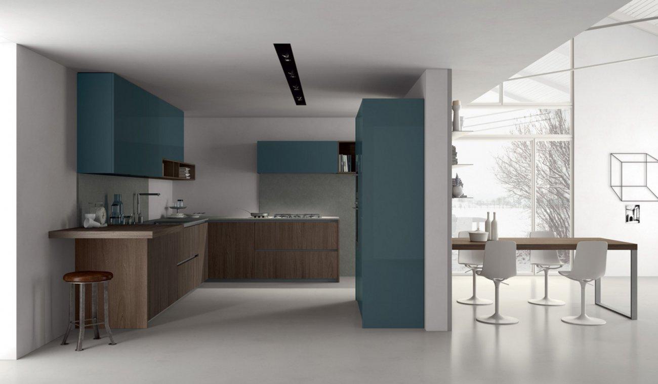 Cucina Style di Doimo Design Imagodesign RS Doimo Cucine