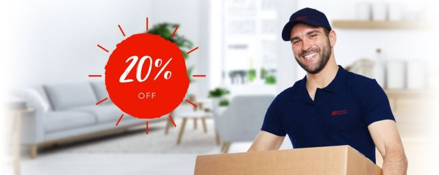 20% Off Spring Offer AR Removals Wakefield