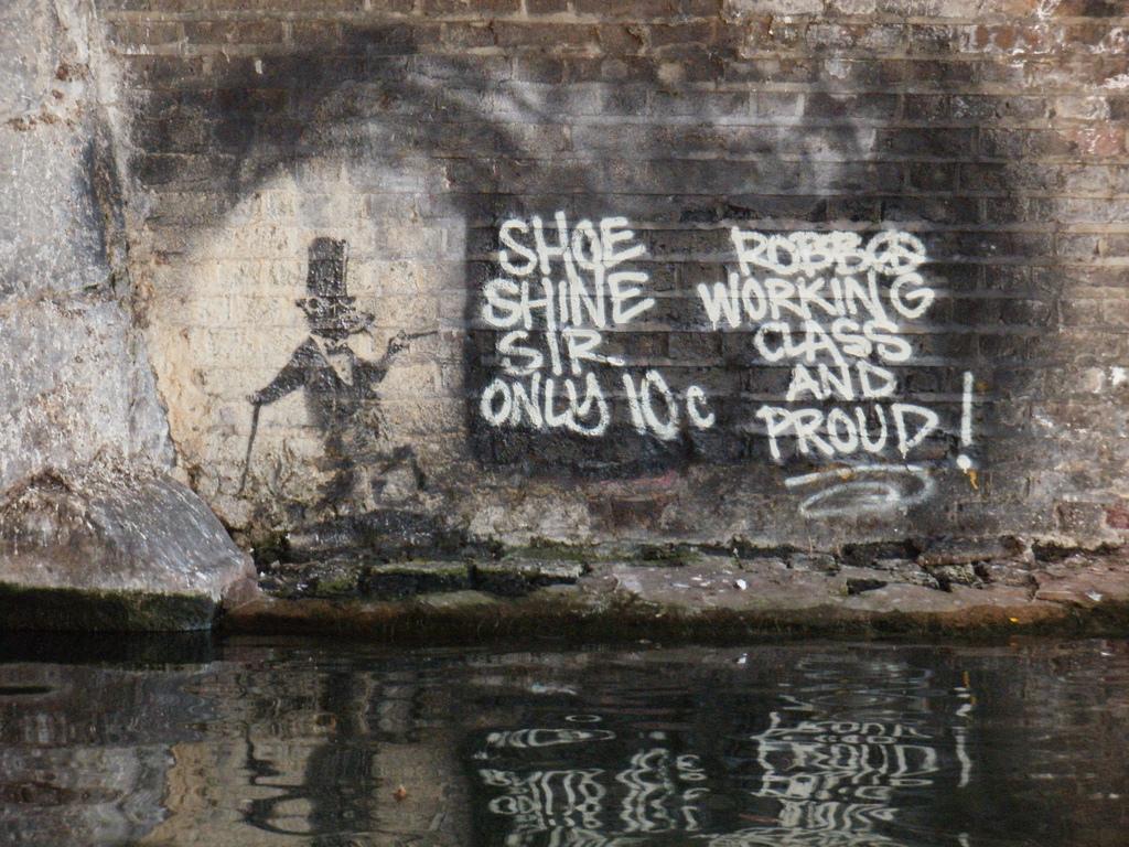 Banksy vs Robbo  Arrested Motion