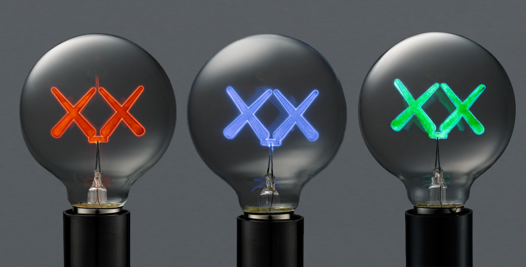 Kaws Light Bulbs