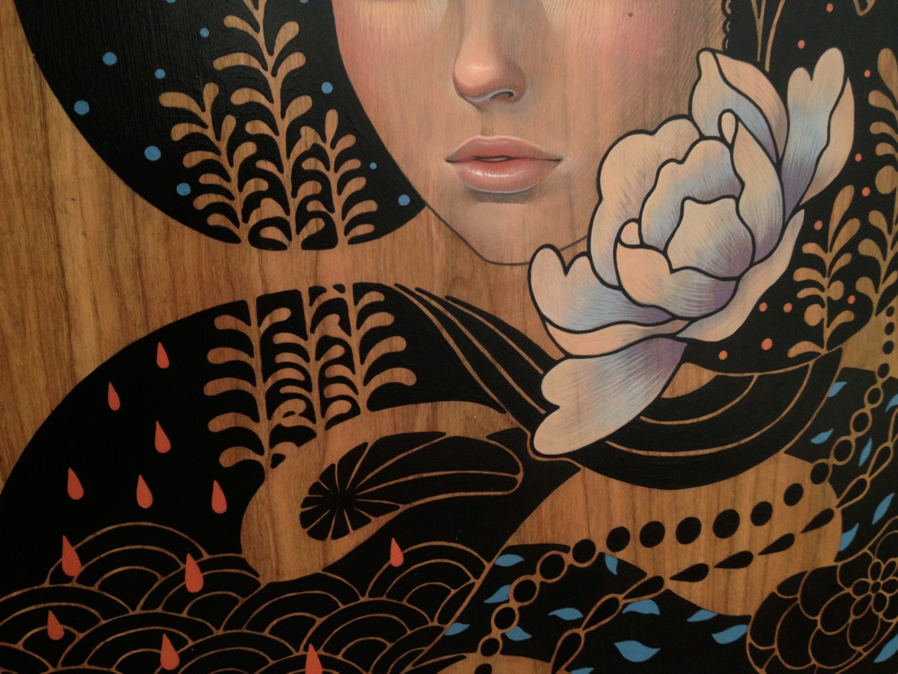 Audrey Kawasaki Levine Midnight AM 5
