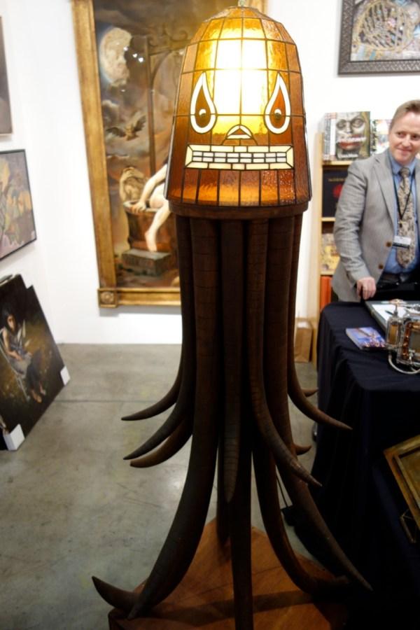 La Art Show 14 Littletopia Arrested Motion
