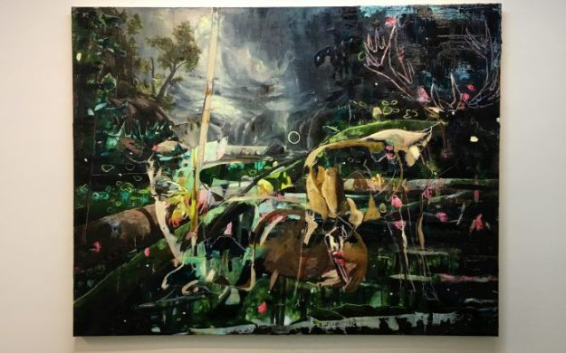 """anna_bittersohl11-698x435 Showing: Anna Bittersohl – """"You Grow in Your Garden"""" @ Rutger Brandt Gallery Random"""
