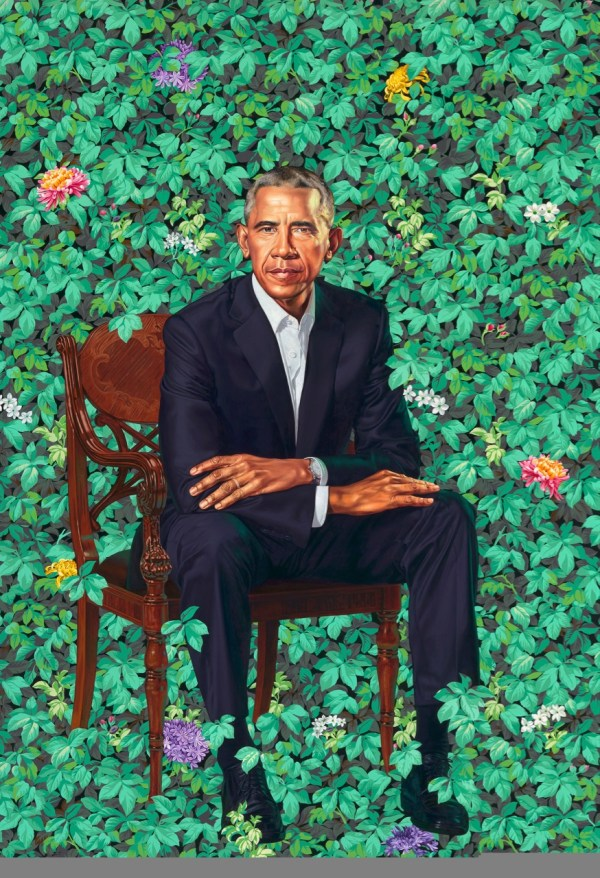 Kehinde Wiley & Amy Sherald Obama Portraits Unveiled
