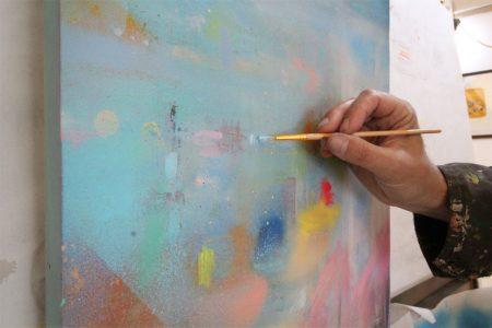 Brush-450x300 Studio Visits / Interviews: Rowdy Random