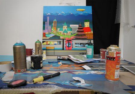 Munich-450x316 Studio Visits / Interviews: Rowdy Random