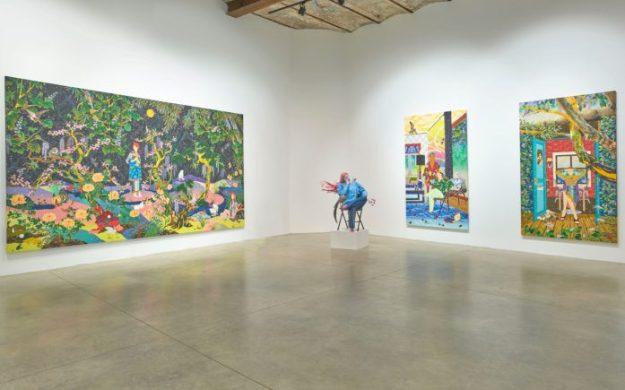 "Zidoun-et-Bossuyt_Matsuyama_19-09-18_426-698x435 Showing: Tomokazu Matsuyama – ""No Place Like Home"" @ Zidoun-Bossuyt Gallery Random"