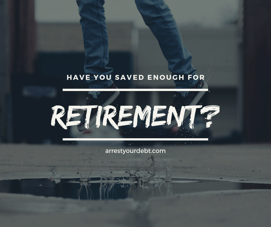 Find out if you have saved up enough to retire someday!