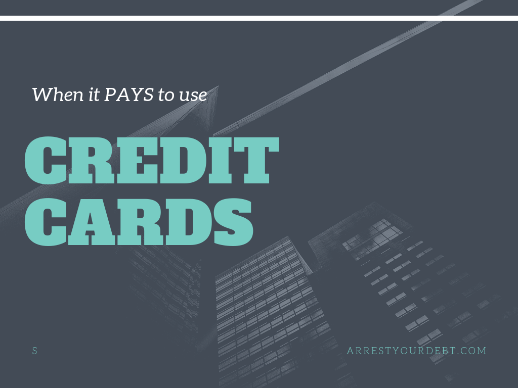 Find out how to make the credit card companies pay you!
