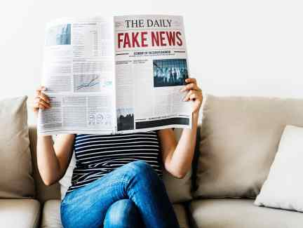 Living off one income is not fake news!