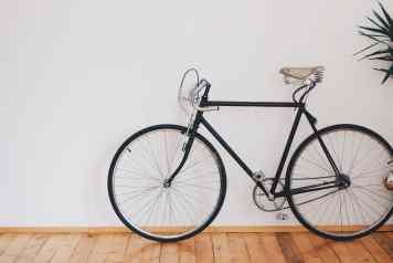 Ride a bike to get out of debt!