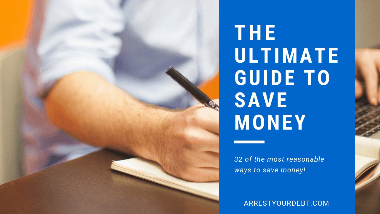 The ultimate guide to save money