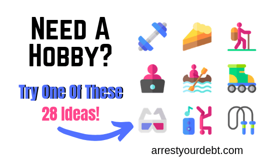 Need a hobby? Try one of these 28 ideas!