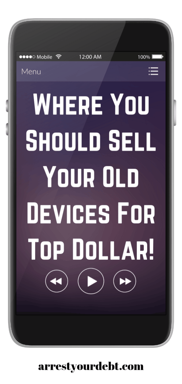 where to sell your old devices for top dollar
