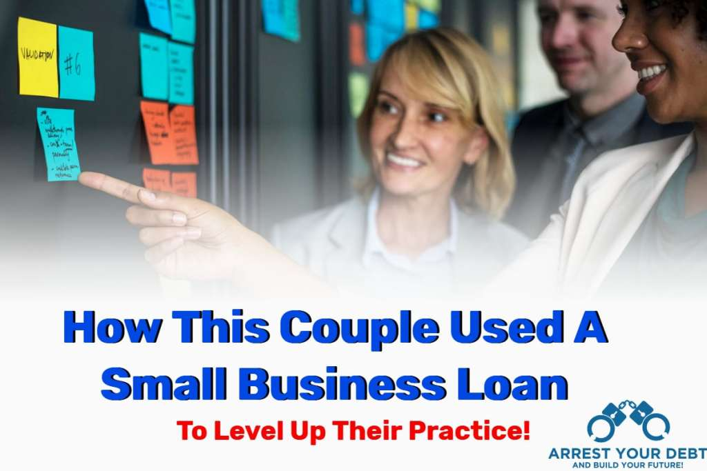business plan how this couple used a small business loan to level up their practice