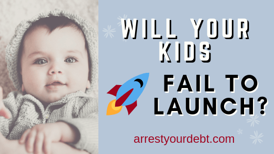 kids fail to launch