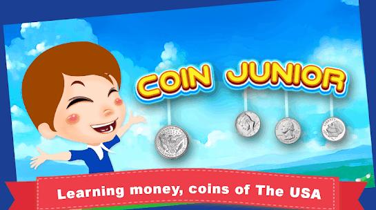 coin junior kids math free app