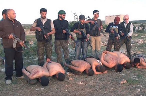 syrie - massacre