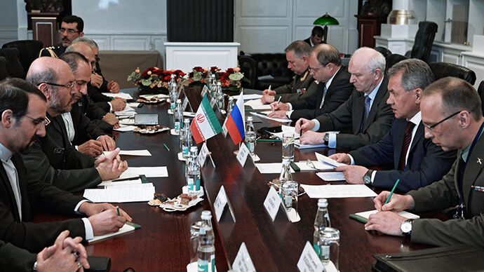 Chine - russie - iran -coalition-opposing-nato-debut-in-moscow.si