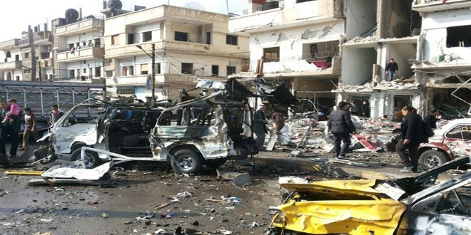 syrie homs Martyrs